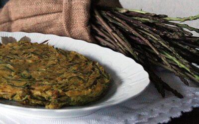 Farinata agli Asparagi