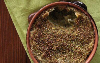 Sformato di patate e Asparagi