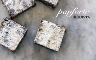 PANFORTE CRUDISTA